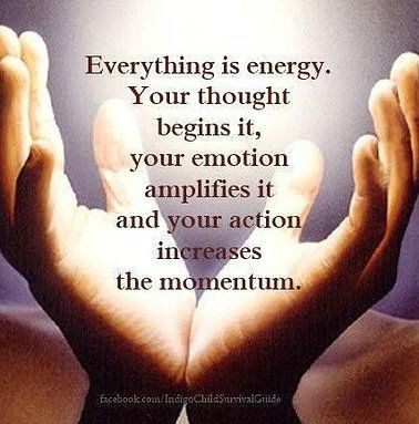 EveryThing Is Enery
