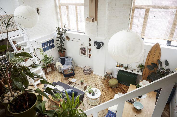 Een gezellige groene oase in huis | IKEA IKEAnl IKEAnederland inspiratie wooninspiratie interieur wooninterieur kamer woonkamer groen duurzaam natuur natuurlijk planten plant decoratie accessoires