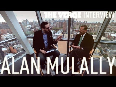 Interview with Ford CEO Alan Mulally - YouTube