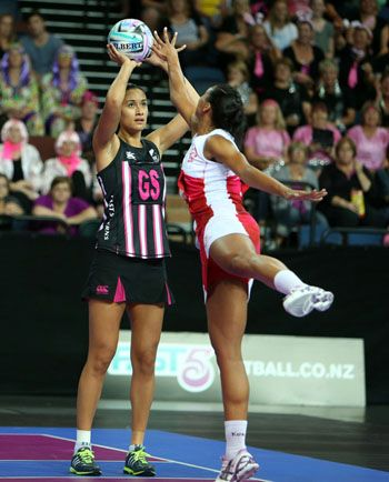 FAST5 Netball World Series - Day Two Review #Fast5Ferns #Talented