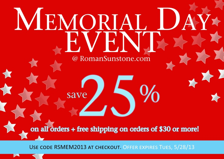memorial day sale nashville