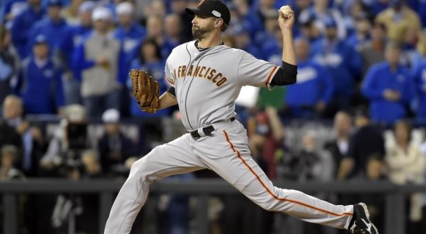 WORLD SERIES GAME-7 WINNER HAS A BIGGER DREAM: TO LOVE OTHERS AS GOD LOVES US --For Jeremy Affeldt, a strong believer, the 2014 World Series was his fourth (three with San Francisco and one with Colorado). That's the stuff of which childhood dreams are made.
