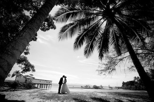 The beautiful Sugar Wharf in Port Douglas. Plan your dream wedding  now.