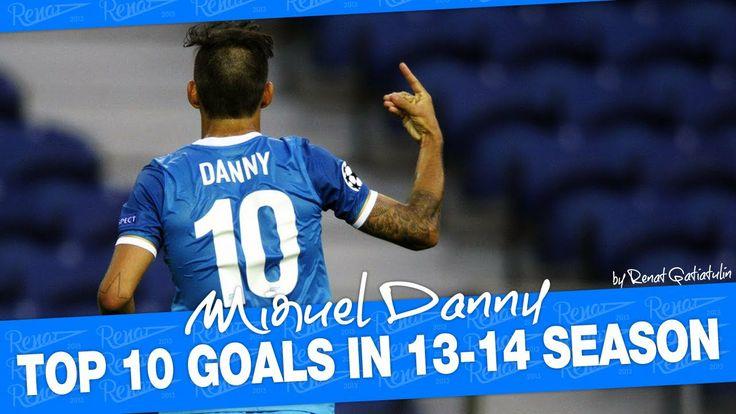 Miguel Danny - Top 10 goals Miguel Danny in 13-14 season for FC Zenit
