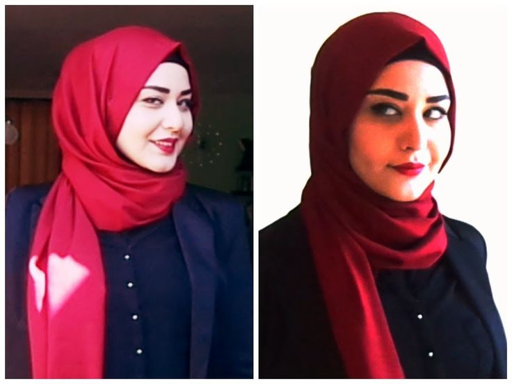 My usual everyday style lately - Turkish hijab tutorial. Not in English, but still easy
