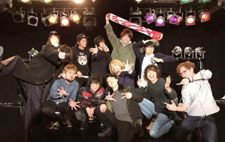 √3 TOUR vol.3 心斎橋JANUS 2017.1.22*
