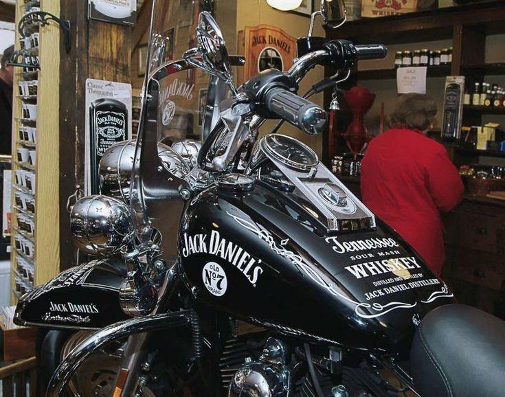 Jack Daniel 39 S Motor Cycle Jack Daniels Pinterest