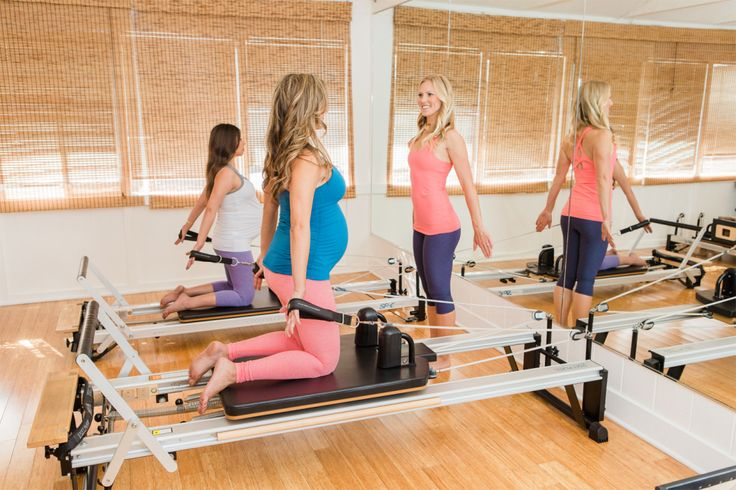 via Knocked Up Fitness: Prenatal and Postnatal Instructor Training Courses {Foundation Course and Pilates Course and Certification}