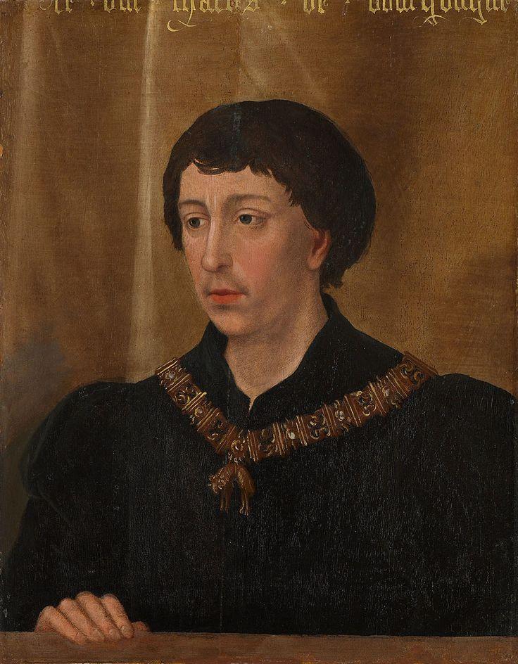 um 1500, Nach:Rogier van der Weyden