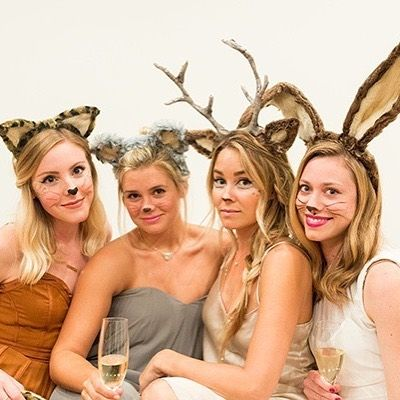 September is whizzing by which means October along with Halloween is inching closer & closer. Each year the pressure to create the perfect Halloween costume looms over our heads.  This year we are looking to last years (easy-peasy) Halloween costume idea by @laurenconrad to use for plenty of tricks & Insta likes. The chic but the simple idea of crafting woodland animal theme headbands and wearing a matching flowing gown seems like an amazing Halloween costume idea to us.    #pursuepretty…