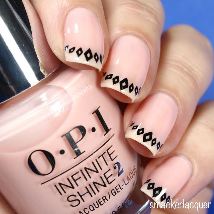 Preen.Me VIP Chelsea lends a dainty finish to her nails using her gifted OPI Infinite Shine 2 Icons Nail Lacquer in Bubble Bath. Check out your other #InfiniteOptions by clicking through.