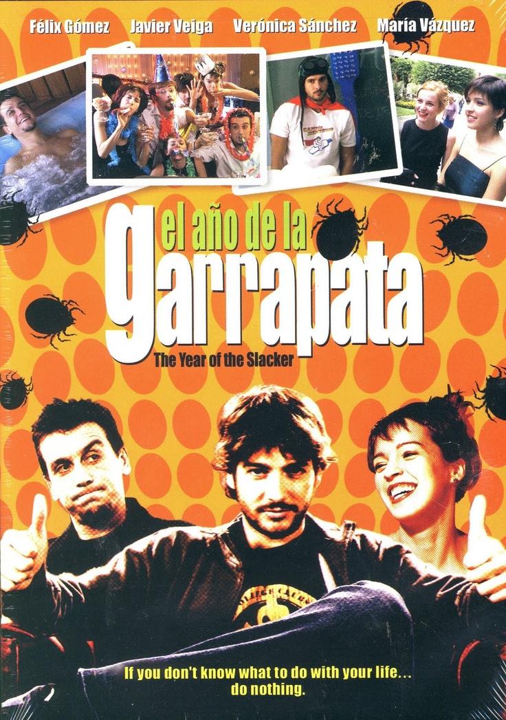 El año de la garrapata (2004) España. Dir: Jorge Coira. Comedia. Educación. Adolescencia. Galicia - DVD CINE 959