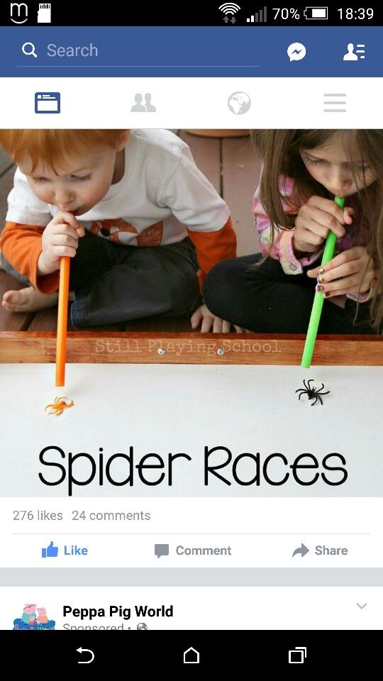 So much fun for the children this Halloween