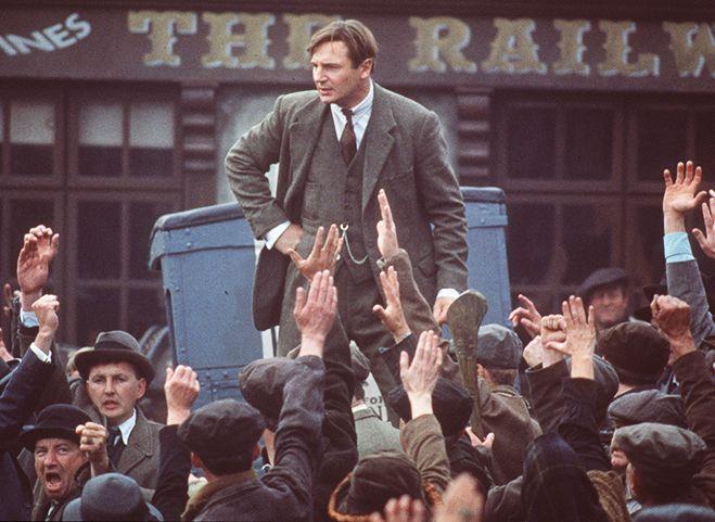 Liens externes en Michael Collins sur l Internet Movie Database fr Michael Collins sur Allociné Affiche du film