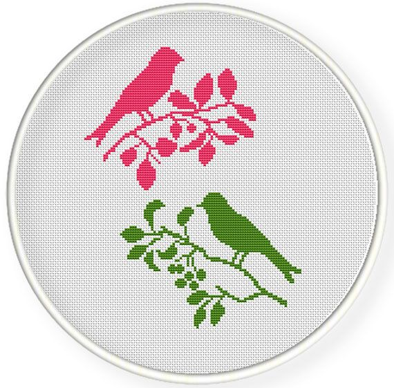 INSTANT DOWNLOAD,Free shippingCounted Cross-Stitch PDF ...