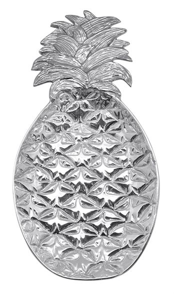 Large Pineapple Serving Tray Platters Pineapple Nutrition