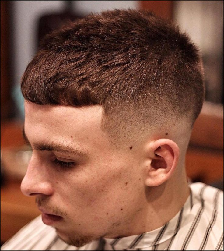 Skin Tape Up Haircut