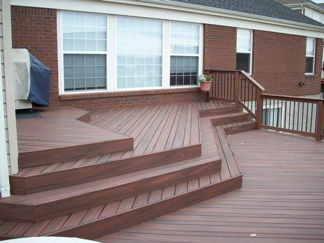 17 best images about outdoor living on pinterest for Who makes tropics decking