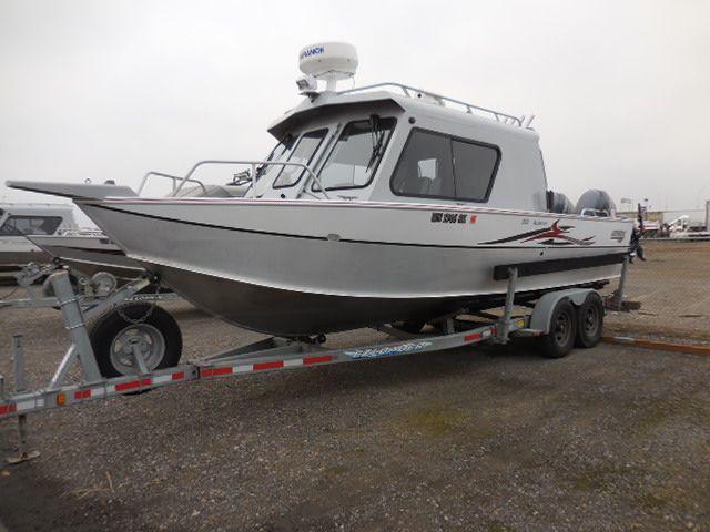 Northwest Marine and Sport | 2011 Hewescraft 26 Alaskan | Boats