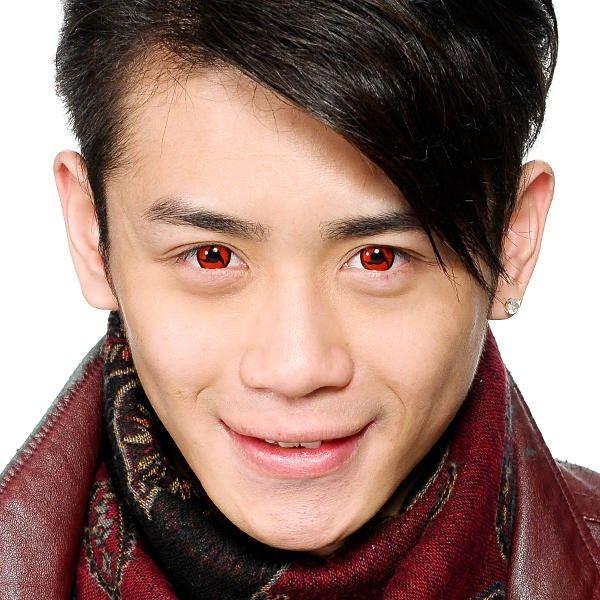 Geo Sharingan Contacts Itachi Uchiha Mangekyou CP-S3 (USD19.95)