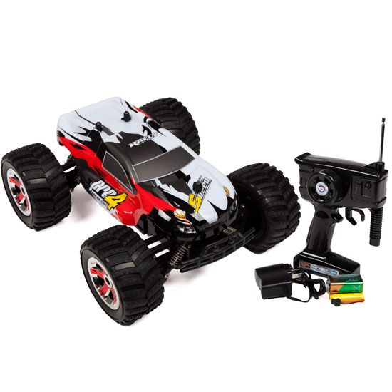 Crazy Speeder With Batteries 1:14 RTR Electric RC Truck
