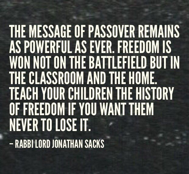 9 Quotes About Freedom To Encourage You This Passover