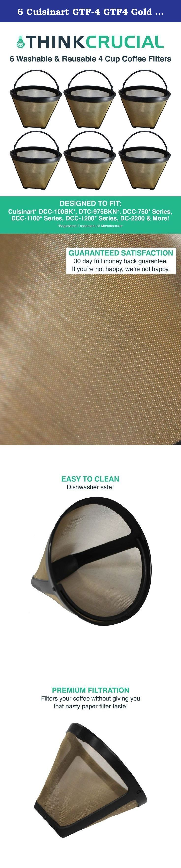 how to use cuisinart coffee maker filter