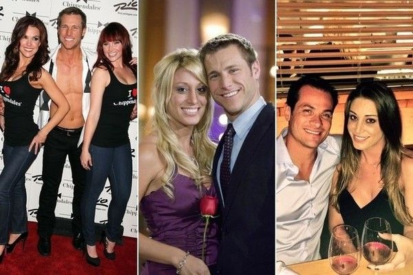 Jake Pavelka and Vienna Girardi - Where Are They Now: 'The Bachelor' & 'The Bachelorette' Couples - Photos