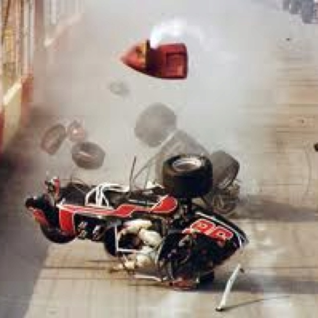 1000+ Images About Sprint Car Crashes On Pinterest