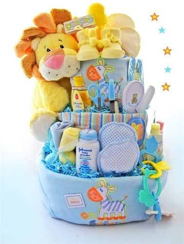 Cute Homemade Baby Shower Gift Ideas