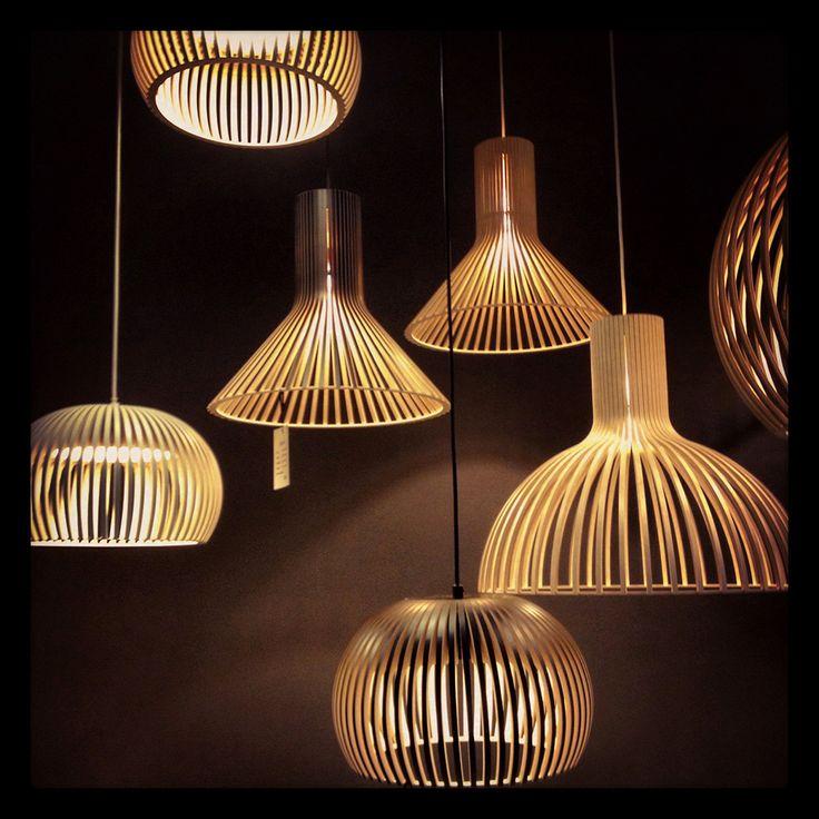 Luminaires De Designer Par Secto Design 10 Lights