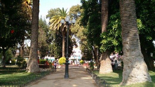 Pileta Plaza de San Vicente