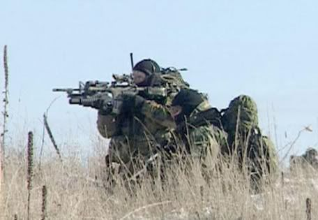 JTF2 Commandos (Joint Task Force 2)