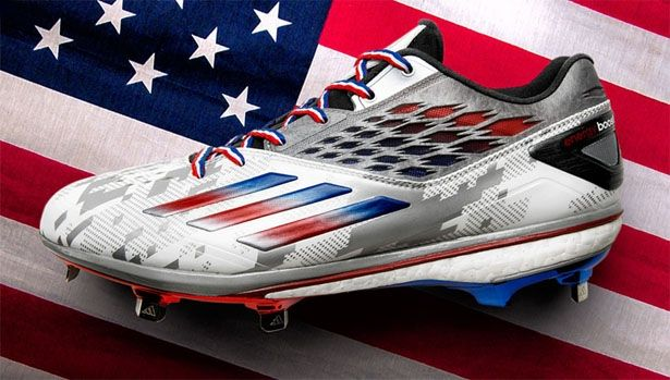 adidas Baseball Unveils Red, White & Blue Energy Boost Icon for July 4th