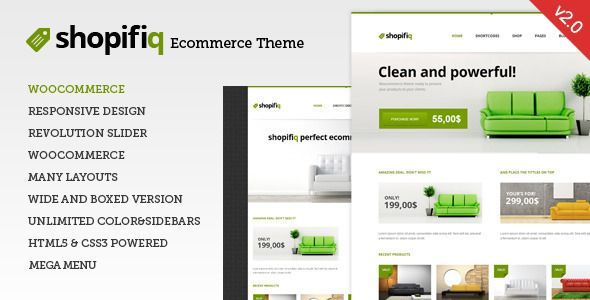 Shopifiq v2.2.5 – Responsive WordPress WooCommerce Theme: Shopifiq is the perfect choice for those planning to showcase their furniture selling website. Its great design and ultimate customization options will truly mesmerize you. Get this incredible theme for free and increase your website's traffic.