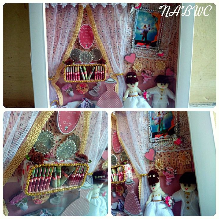 mahar pernikahan 3D open order :)