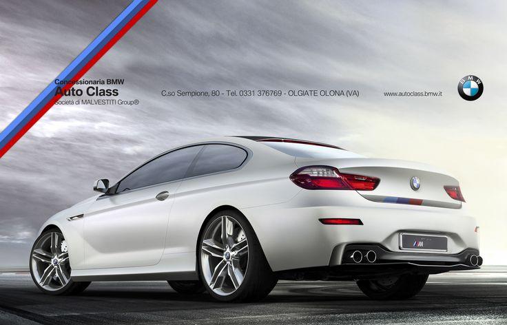#BMW #M6 #GranCoupè  la lettera M ha sempre contraddistinto le Bmw di razza più pura, capaci di prestazioni da capogiro.