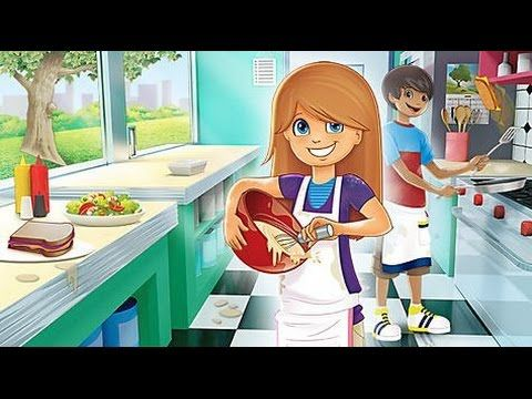 Strawberry parfait 2 Cooking Games for Girls Best kids game