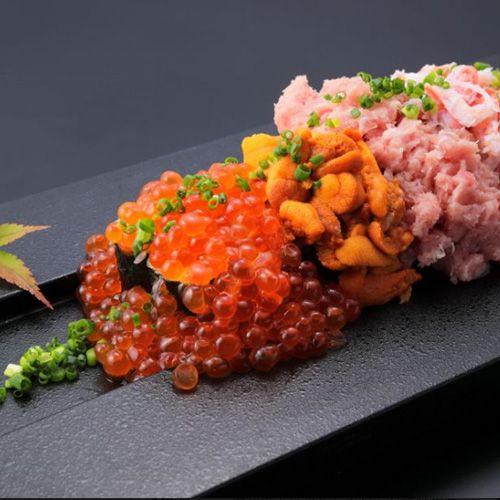 Kobo Rainbow Sushi @ Itamae Sushi Edo Tokyo