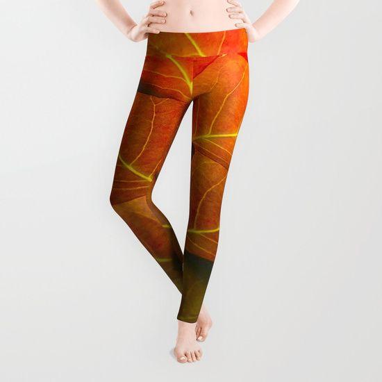 Leafy Legs Leggings