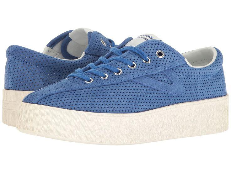 TRETORN TRETORN - NYLITE 3 BOLD (BLUE/BLUE/BLUE) WOMEN'S SHOES. #tretorn #shoes #