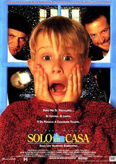 Solo en casa Divertidísima comedia navideña, llena de la frescura interpretativa de Macaulay Culkin, que sigue haciéndonos pasar un buen rato y arrancarnos risas cada vez que la vemos...