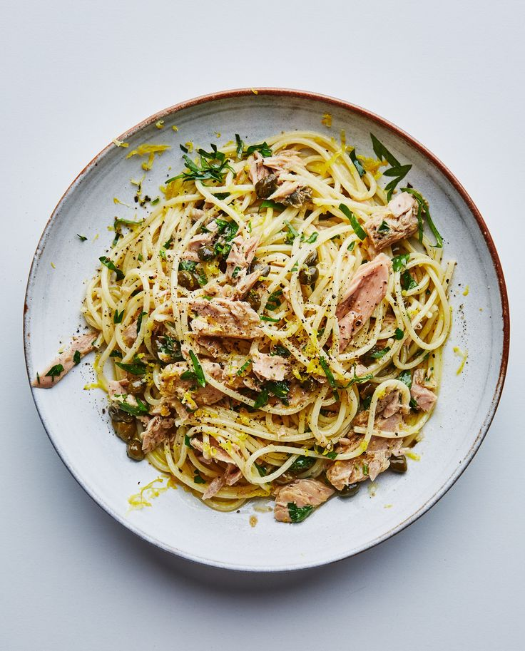 This Easy Tuna Pasta Is the Cheapest, Quickest, Most Comforting Weeknight Dinner Ever | Bon Appetit Magazine