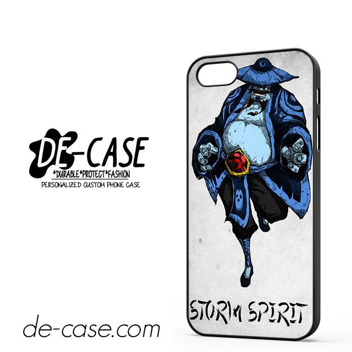 Dota 2 Storm Spirit DEAL-3637 Apple Phonecase Cover For Iphone SE Case