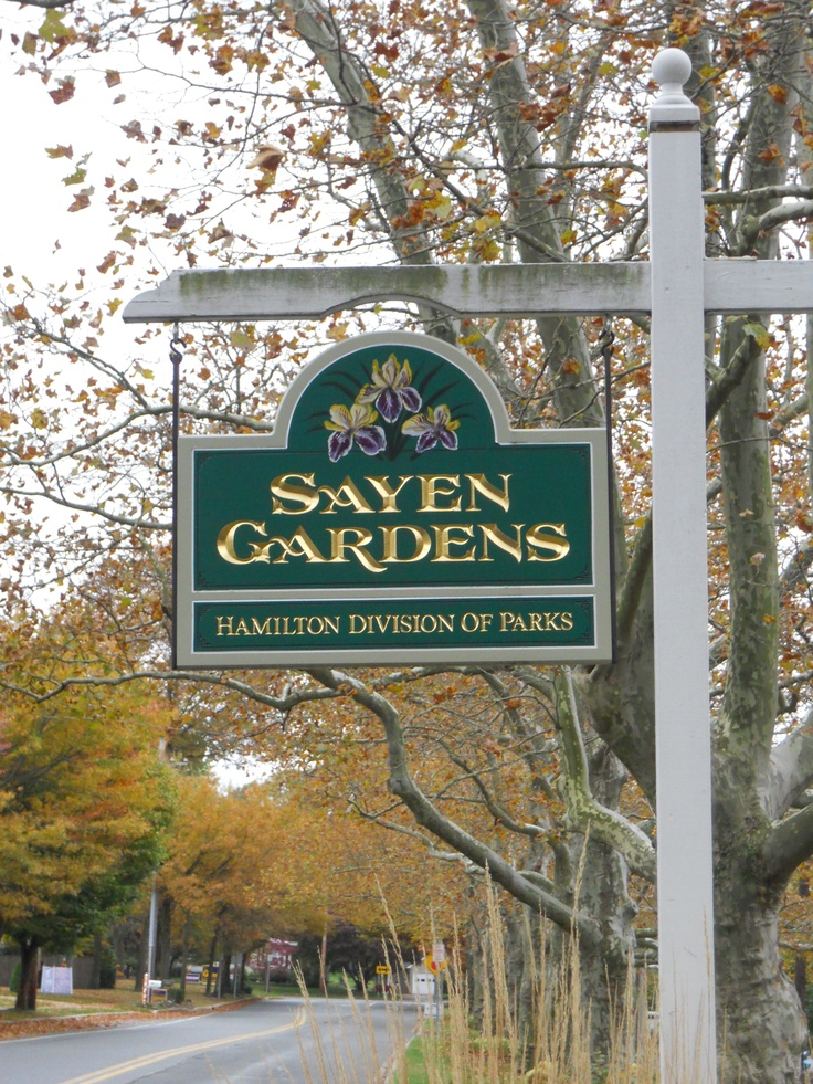 wedding destinations in new jersey%0A Sayen Gardens  Hamilton Square  NJ
