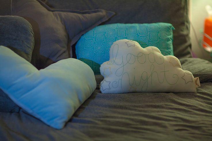 Make it: Primark Style Heart Cushion