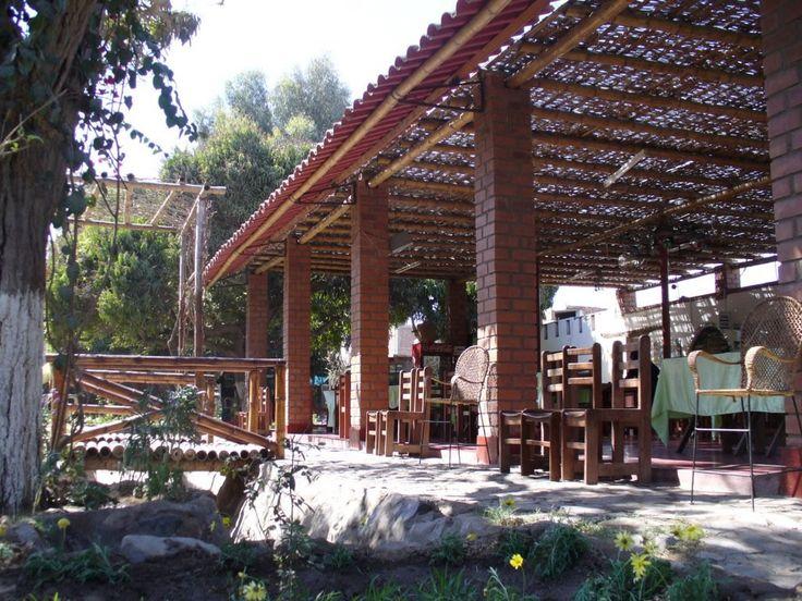Restaurantes campestres buscar con google dise o y - Decoracion de restaurantes rusticos ...