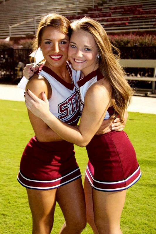 Mississippi State Cheerleaders