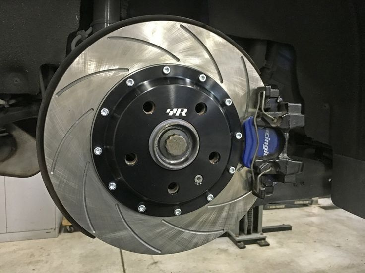 Racingline Rear Brake Conversion