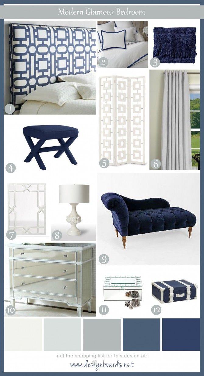 42 best navy & white bedroom ideas images on pinterest